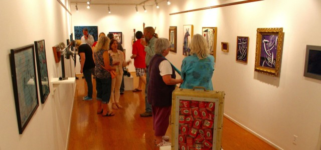 June Art Walk (photo by Dark Sevier)