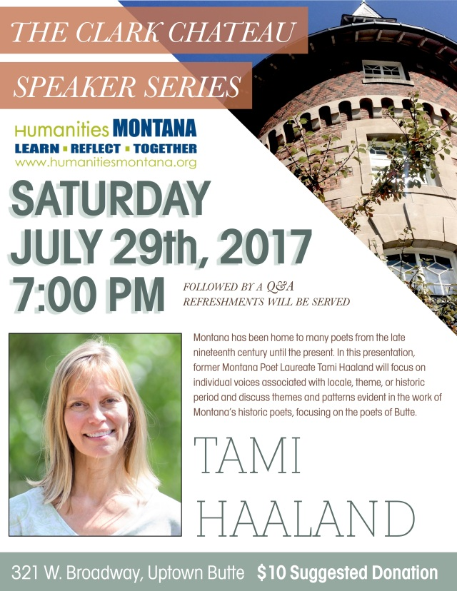 Speaker Series Tami Haaland