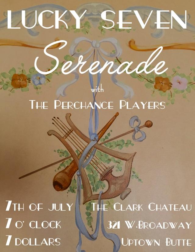 Lucky Seven Serenade