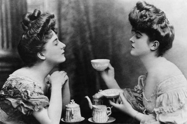 Tea Party Ladies