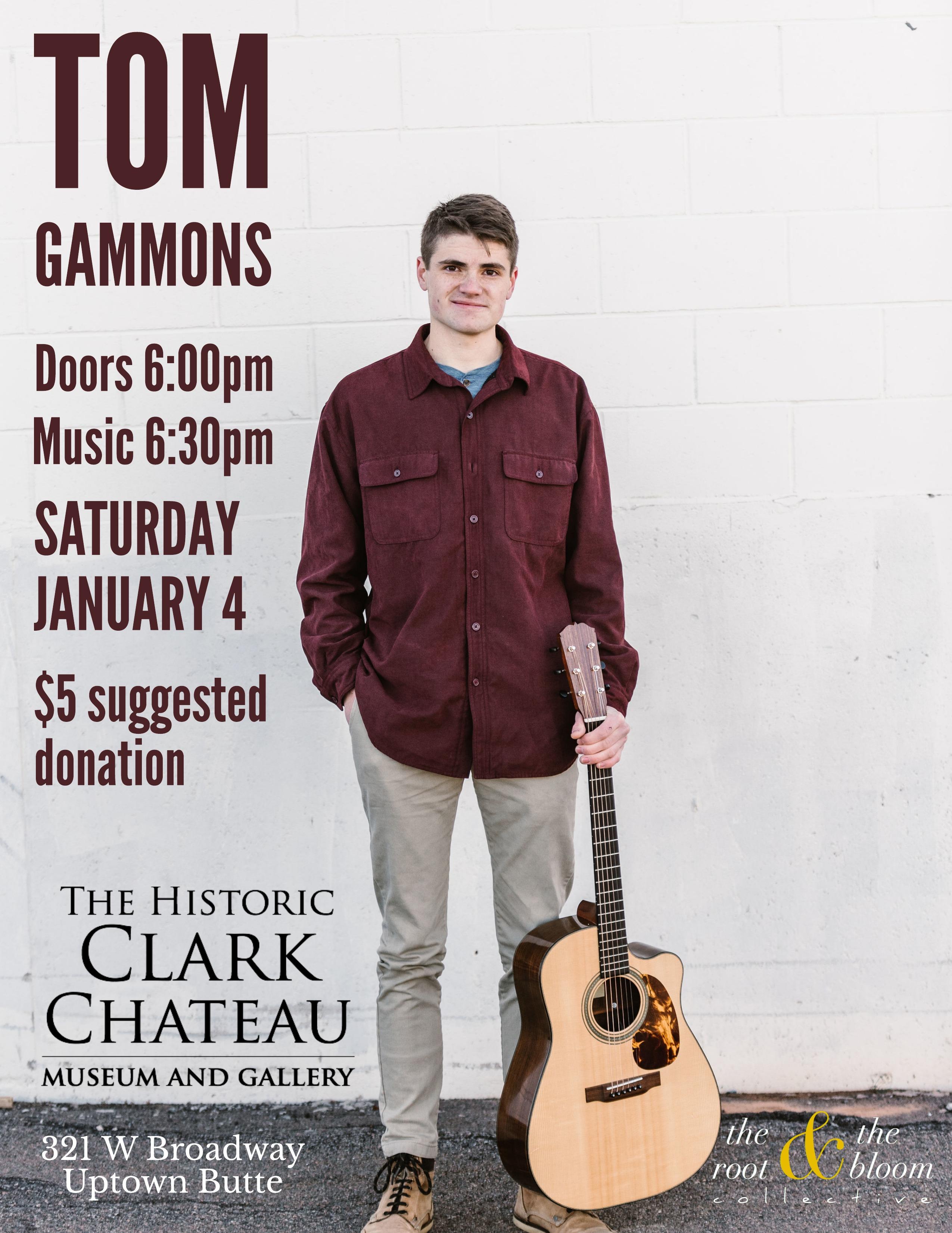 Tom Gammons